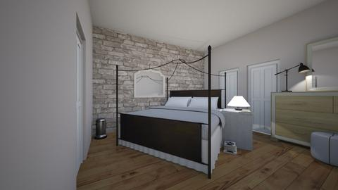 Hamilton Home Parents Rm4 - Modern - Bedroom - by LovelyLadyB