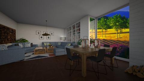 Granny - Living room - by nevenadesko