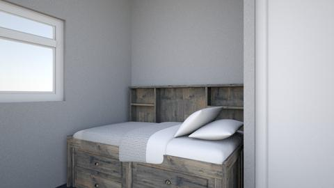 Bedroom 3 - Modern - Bedroom - by Max35933