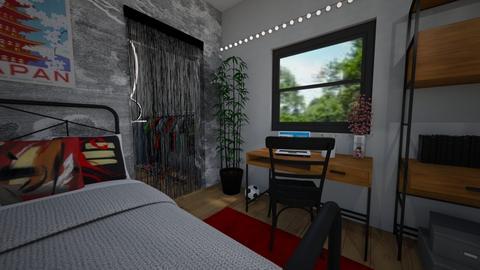 eyt - Bedroom - by Gosia1610