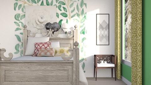 Natural Sleep - Modern - Bedroom - by Jessica Fox