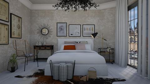 Shabby chic - Bedroom - by Tuija