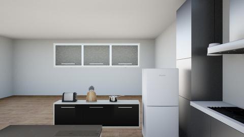 Cozy home - Retro - Living room - by fathergrace