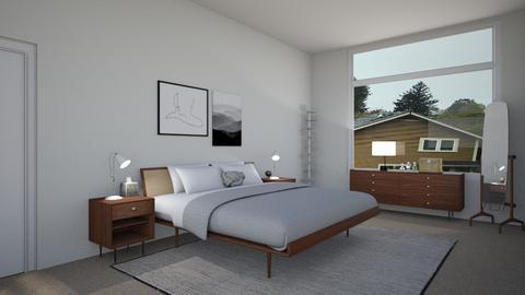 louis - Bedroom - by Tabitha Knight