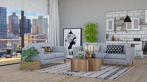 SC - Living room - by lovedsign