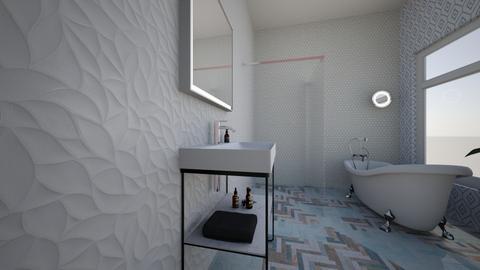 ba2 - Bathroom - by jose128
