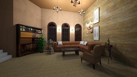 Classy - Classic - Living room - by TeodoraYord