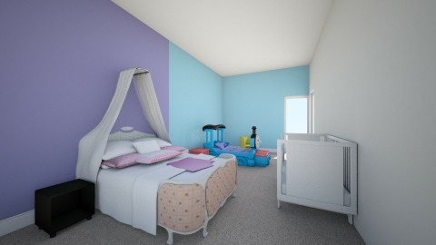 room02 - Bedroom - by ayatobero