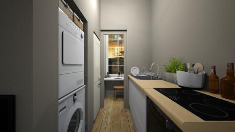 Casa291KitchenAndDining - Modern - Kitchen - by nickynunes
