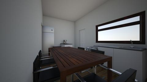New Kitchen - Kitchen - by pepperpodge123