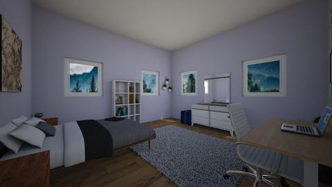 Contest entry - Bedroom - by KDH126
