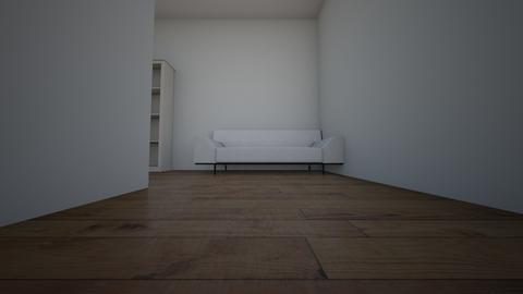 Nicks bedroom - Bedroom - by Bayer