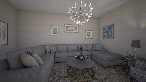Christmas Room - Modern - Living room - by diamondrex
