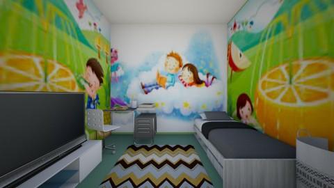 i tried - Country - Kids room - by BlacBree