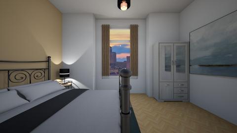 Metal - Classic - Bedroom - by Twerka