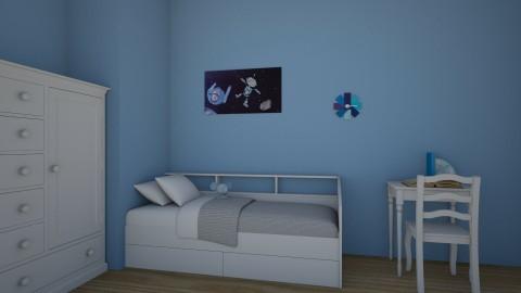 A Little Boy Room - by designer71034