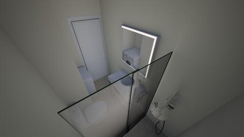 lvovi 63 - Bathroom - by ta_chaladze