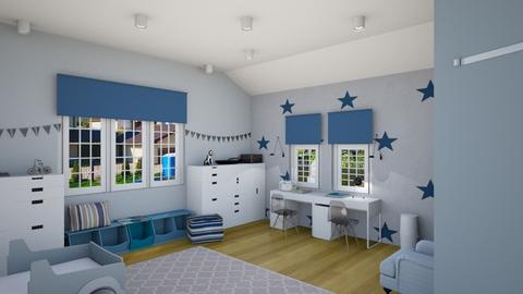 gb1 - Kids room - by fed85