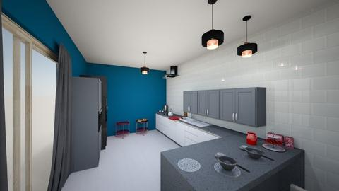reed - Kitchen - by pasja_