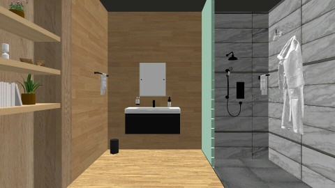 bathroom - Bathroom - by DMLights-user-1320140