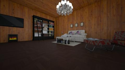 zenith  - Living room - by Badgalriri