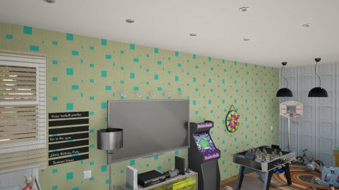 Kids Room - Modern - Kids room - by Nameit