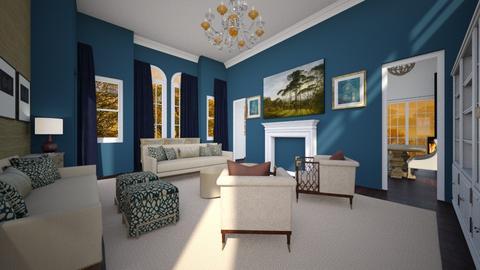 Dream Family Room - Living room - by lauren_murphy