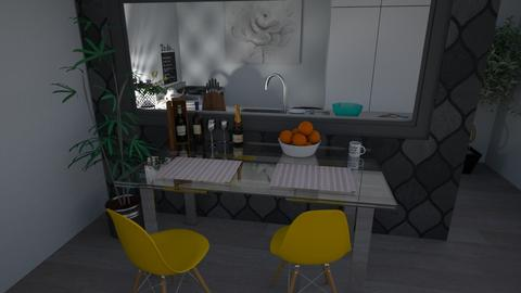 King Loui - Modern - Dining room - by Dorottyaa