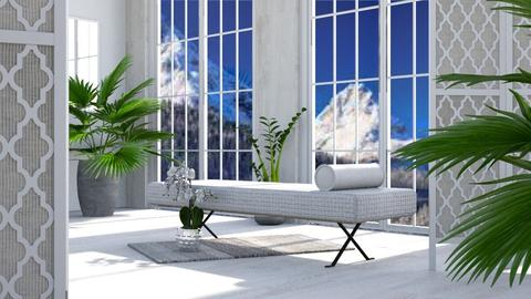 Snowy Mountains - Modern - Living room - by millerfam