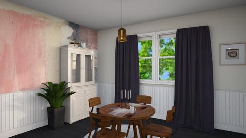 Dining Room - Dining room - by MarieLuna