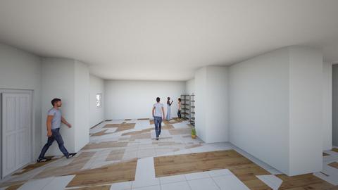 Derevo zhuzni proekt pome - Modern - Office - by Alexander Ea