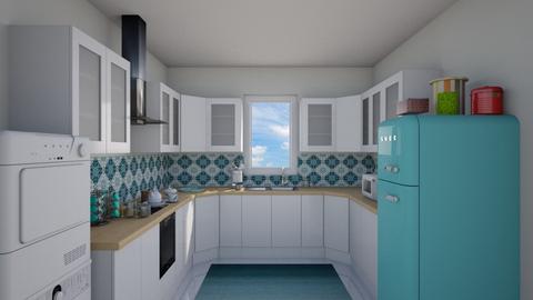 620 - Kitchen - by Jade Autumn