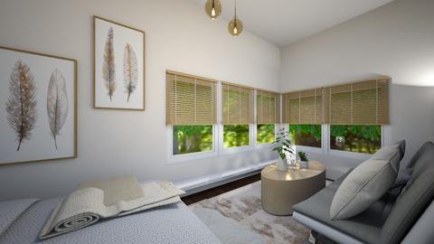 Maya Bed 6F - Bedroom - by puckermate1