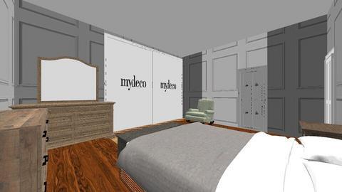 jazmine stevens - Bedroom - by Jmstevens