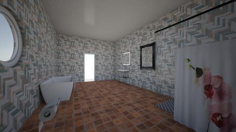 bathroom  - Bathroom - by gracie powell 12345