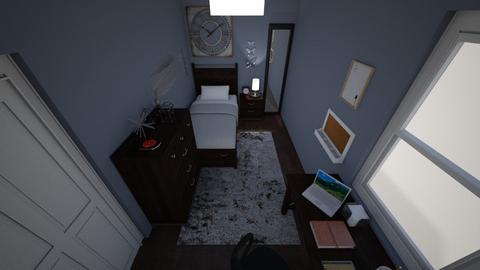 Small - Modern - Bedroom - by NikLaurayne