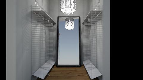 New Closet - by joybrue