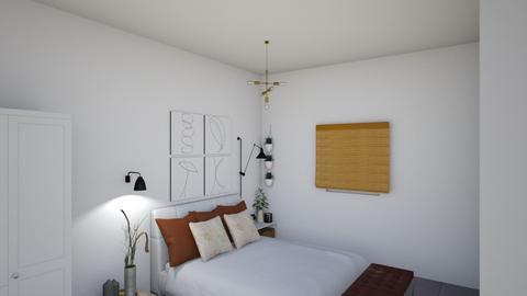 JENNY3 - Bedroom - by victoriaorrhov