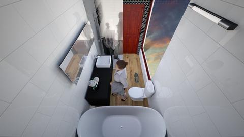 vonia 12 wide - Bathroom - by Dennkka