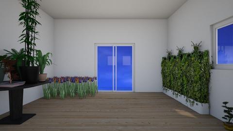Garden Room - Garden - by rileyemily