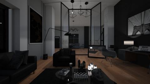 Wirey Office - Modern - Office - by XiraFizade