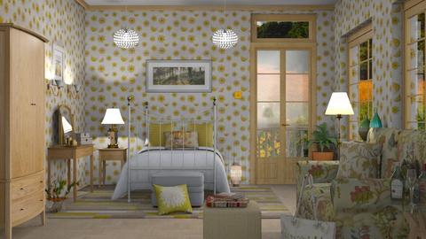 M_WF_Jennifer - Bedroom - by milyca8