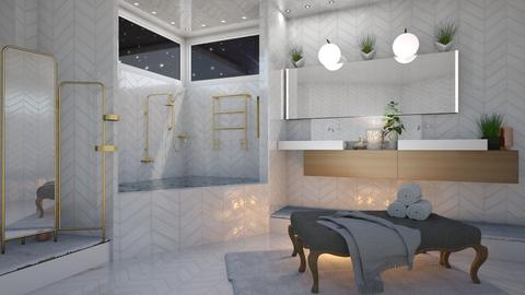 White bath - by NikolinaB26