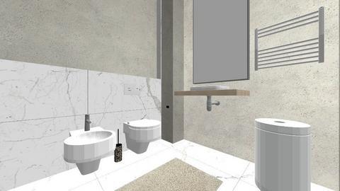 toilet II - Bathroom - by TatjanaVagizova