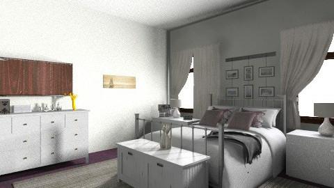 Bedroom - Bedroom - by suniee