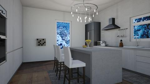 opn - Living room - by Delila1