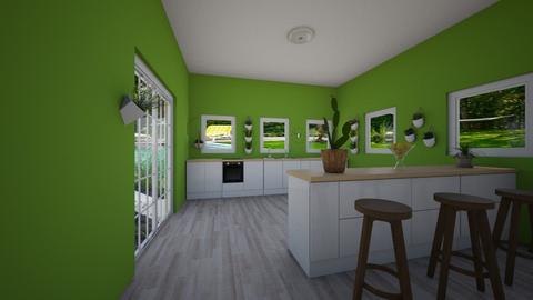kitchen - Kitchen - by ham_n_lid
