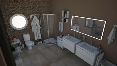 Bathroom - by Eboni Bell