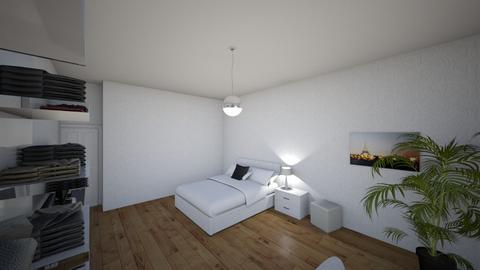 Sara - Modern - Bedroom - by sarahurtado