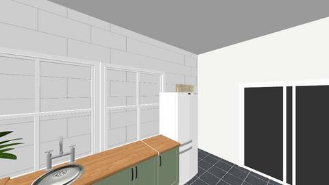 kitchen maman - Retro - by Glora2232